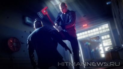 Hitman Absolution погрузит нас в разум Агента 47
