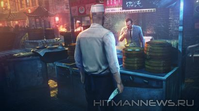 Демо версия игры Hitman Absolution