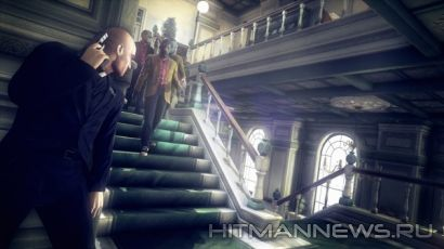 Обзор Hitman Absolution