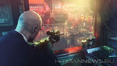 Hitman Absolution для XBOX X360