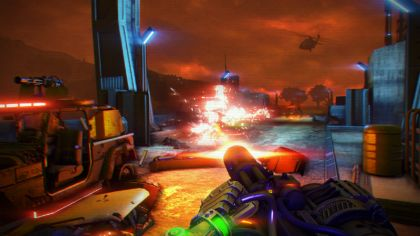Far Cry 3: Blood Dragon (А)